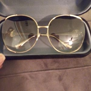 Gucci Other - Women Gucci Oversized Sunglasses